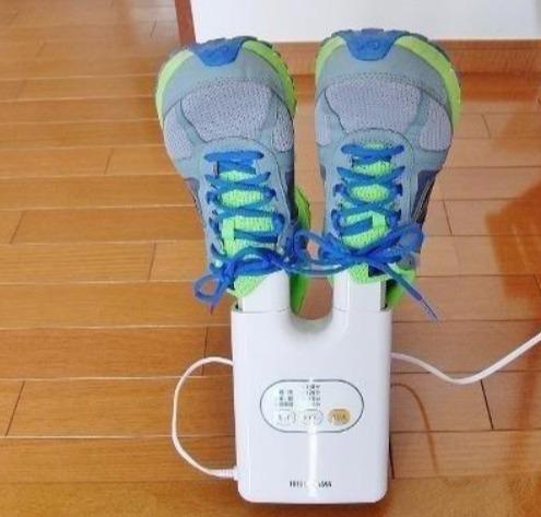 靴乾燥機が一番早く乾く